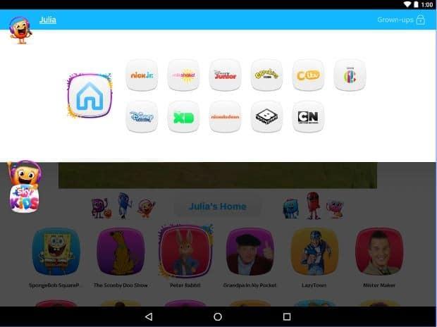 Sky Kids App 2