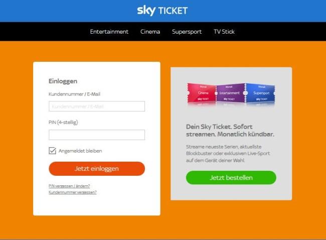 Sky Kundencenter Kündigung