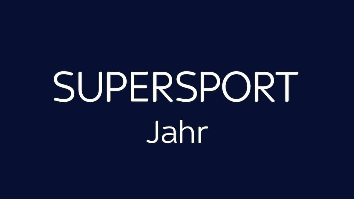 Sky Supersport Jahres Ticket