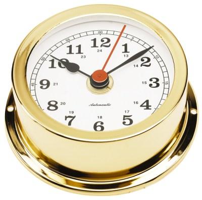 Autonautic Gold Plated Clock R95D