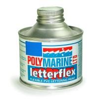 Polymarine Letterflex PVC Paint - 125ml Tin