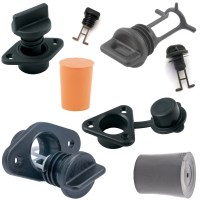 Drain Sockets and Bungs - Screw and Bayonet Styles