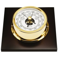 Autonautic Gold Plated Barometer B95P - SALE