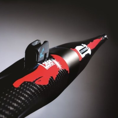 Laser XD Carbon Tiller - The 'Cobra'