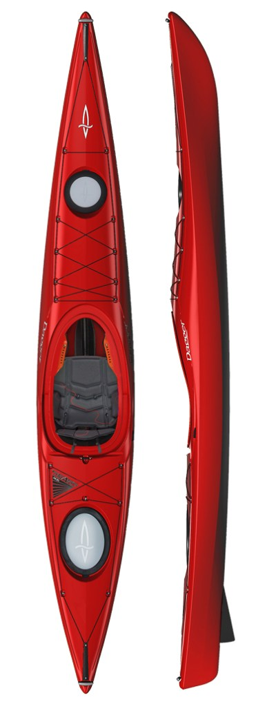 Dagger Stratos 14.5S - Red