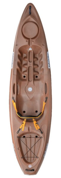 Islander Calypso Recycled Kayak - Sit on top