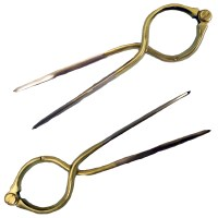 Blundell Harling Portland Solid Brass Single Handed Dividers