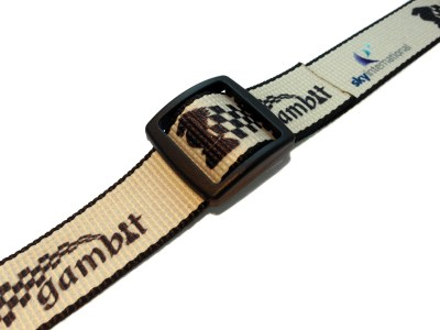 Custom Crew Belts - Slider