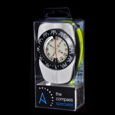 Autonautic V-Finder Hand Bearing Compass