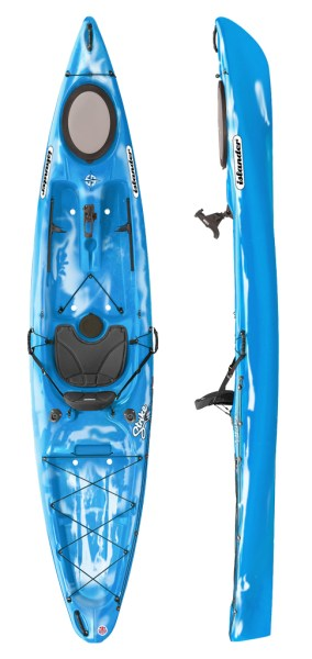 Islander Strike Kayak - Blue