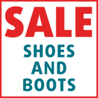 SALE - Shoes and Boots