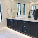 Gray Bathroom With White Fantsay Gray Bathroom Ideas