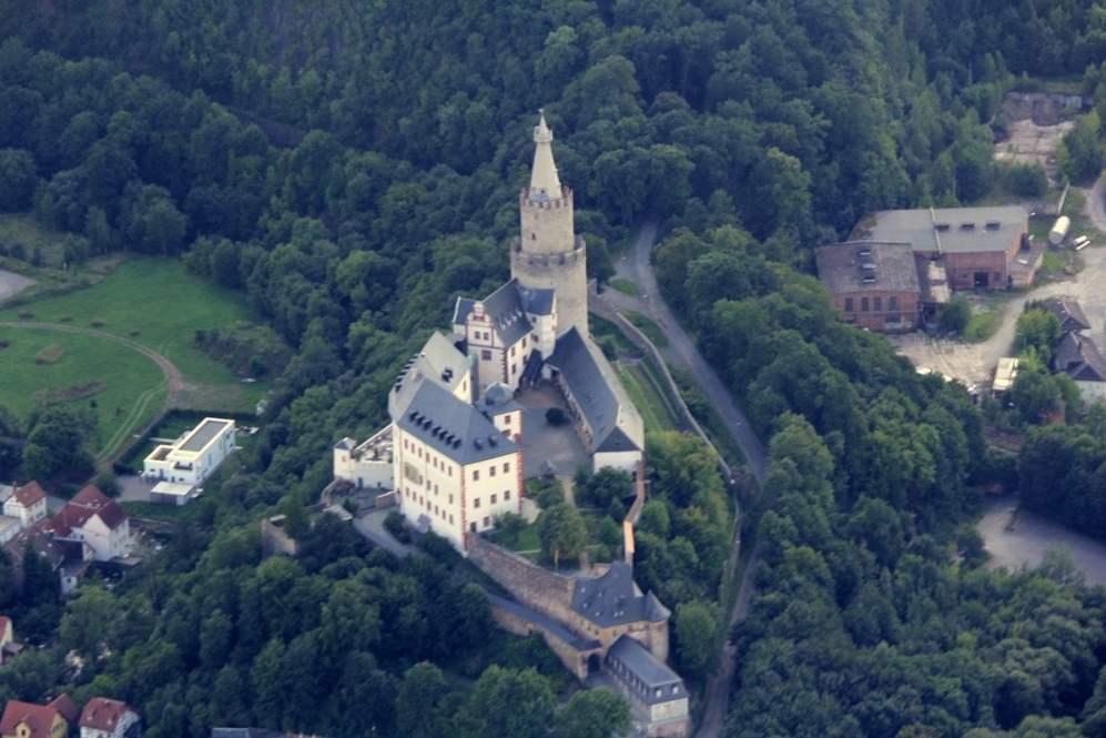 Osterburg bei Weida