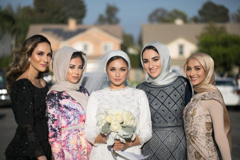 best shot of bridesmaids