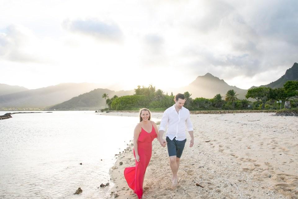 Kualoa Engagement