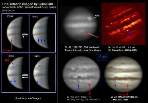 Outbreak on Jupiter