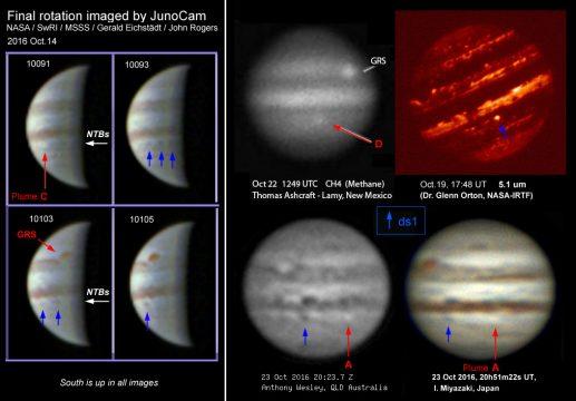 Outbreak on Jupiter
