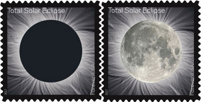 USPS Totality Forever Stamp