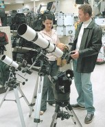 A quick guide to types of telescopes