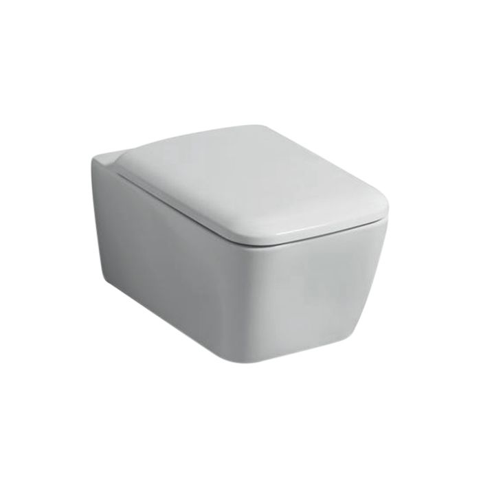 geberit it wc suspendu 201950600 sans bride 54 cm extension white with keratec