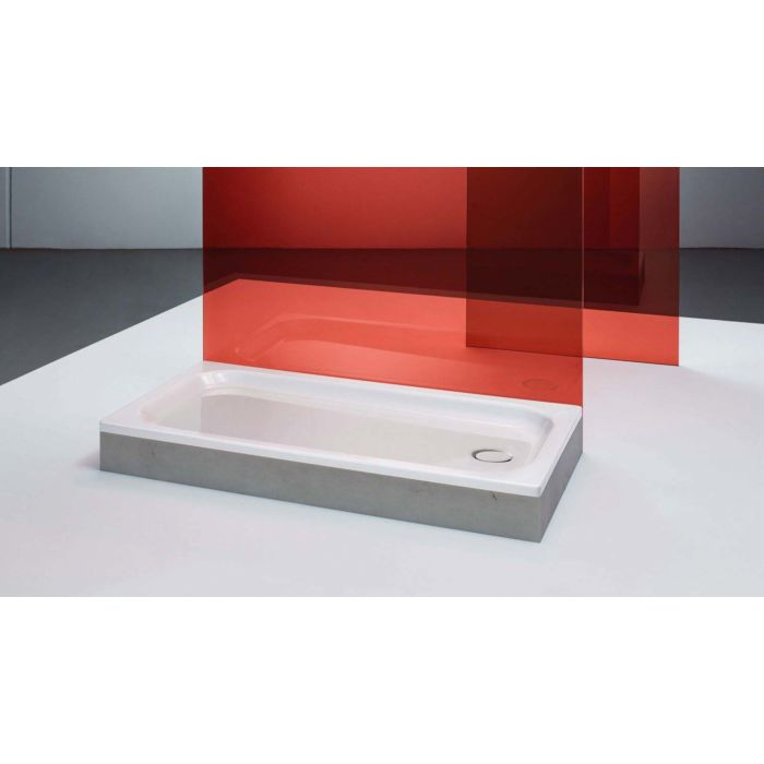 bette shower tray 5950000 90 x 80 x 15 cm white