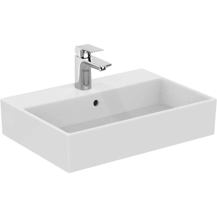ideal standard strada wash basin k077801 60 x 42 x 14 5 cm white tap hole and overflow