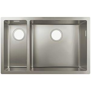 hansgrohe undermount kitchen sinks