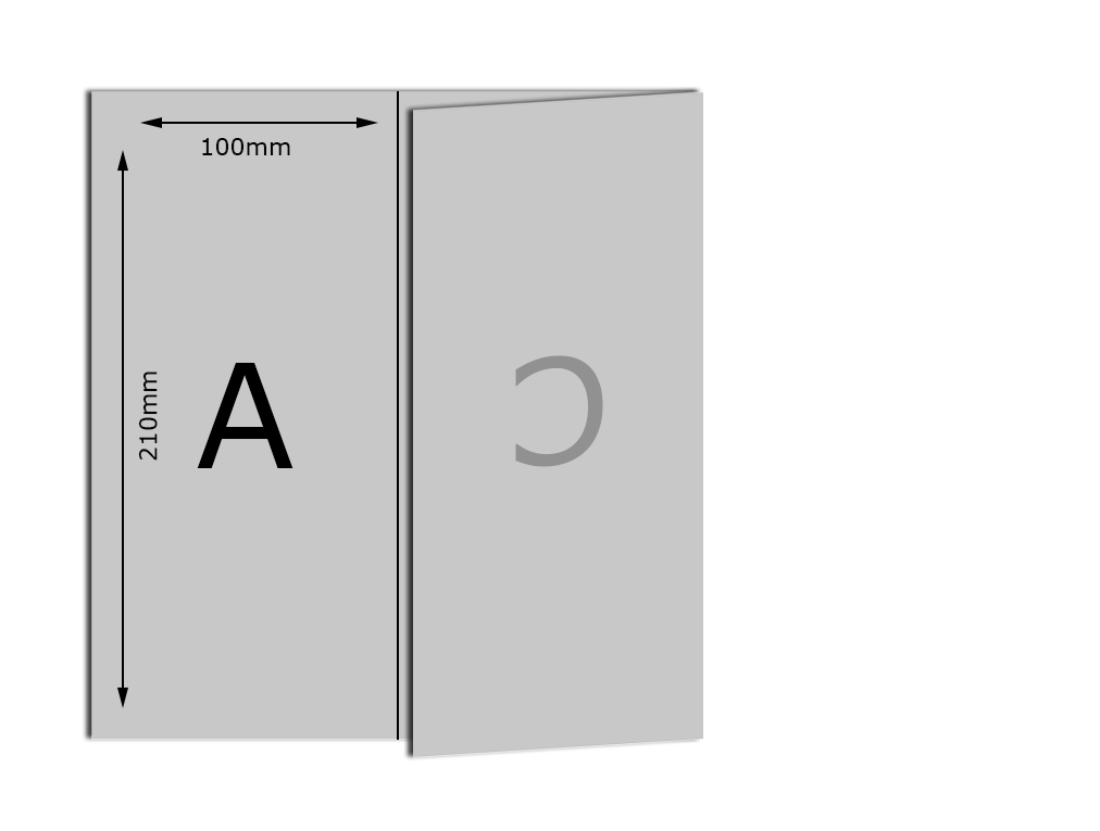 A4 6pp DL Good Fold