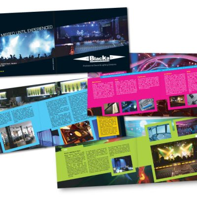 Brochure Design by SkyBlue