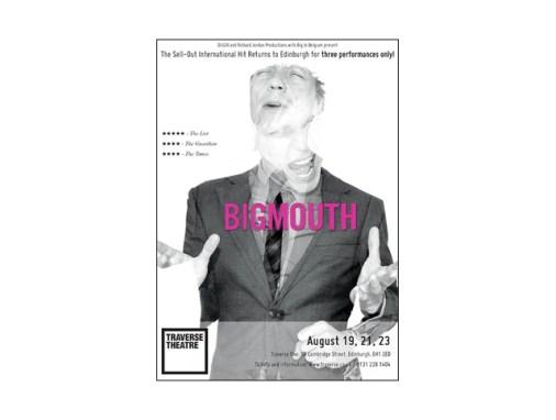 Bigmouth – Richard Jordan Productions