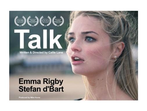 Talk by Callie Lane