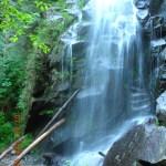 Bridal Veil Falls Mt Index Washington