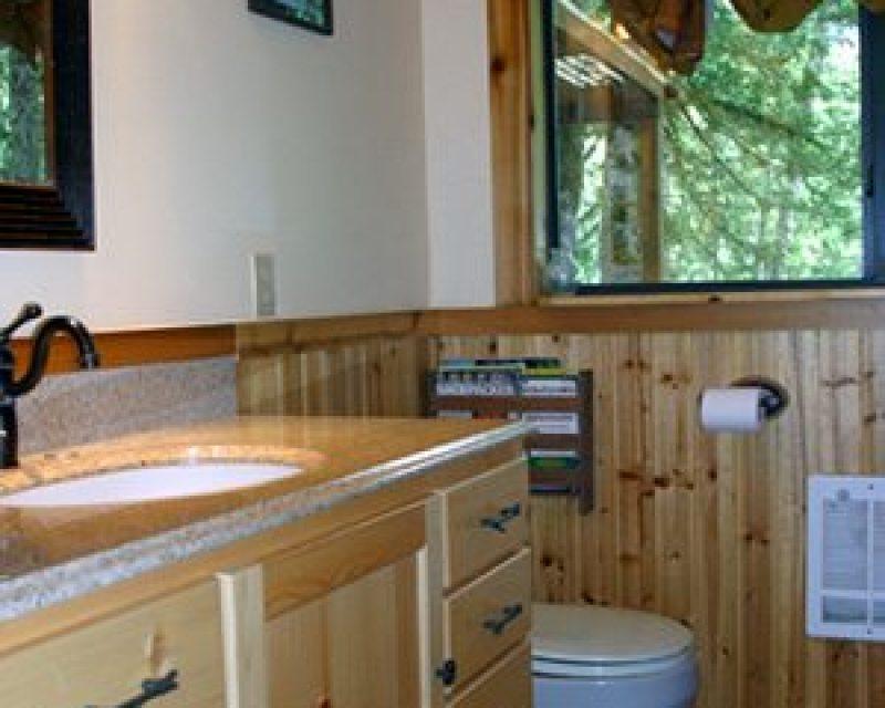 cabin rental on kayaking white water rafting river