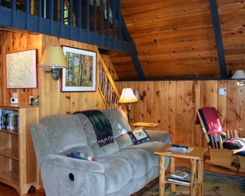 Skykomish River cabin to rent