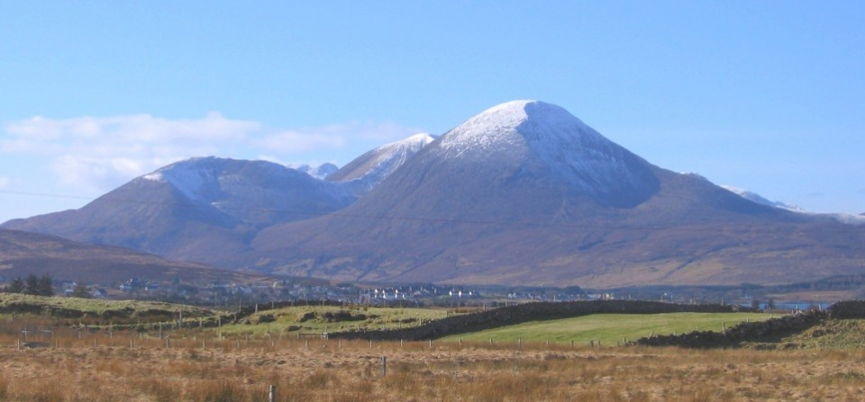 Beinn na Cailleach (Hill of the old woman)