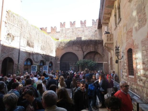Juliet's Courtyard