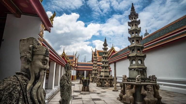 What Wat Pho Massage School is Like 2