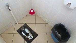 Toilets Around the World: Turkish Toilet