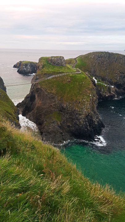 Rope Bridge Near Ballantoy