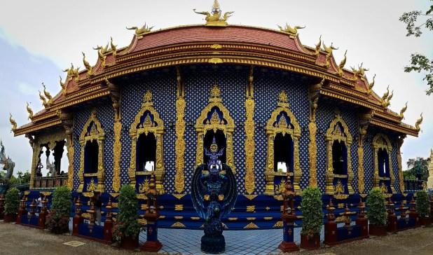 Blue Temple Chiang Rai #2