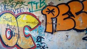 Palatul Adevarul Street Art #2