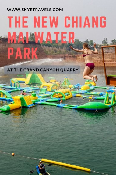 The New Chiang Mai Water Park