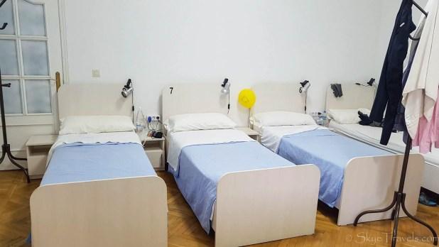 Suisse Hostel Dorm