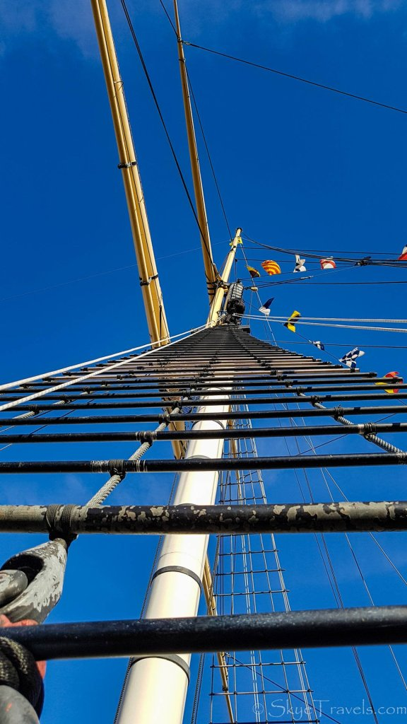 SS Great Britain Rigging
