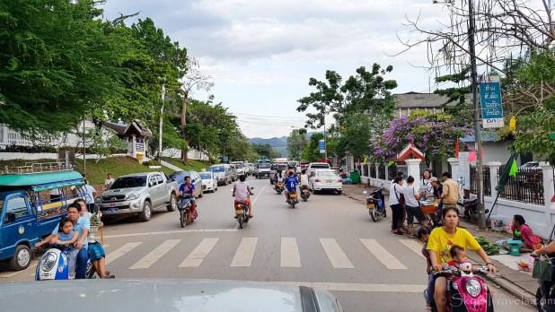 Ride to Hostel #2