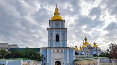 Saint Michael's Golden-Domed Monastery #1