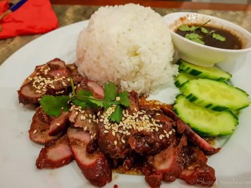 Thailander Kao Na Ped #1