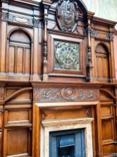 Glasgow Art Club Fireplace