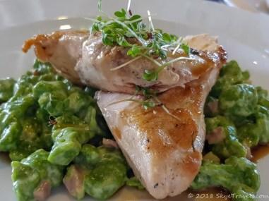 Chicken Lunch at Miura Hotel