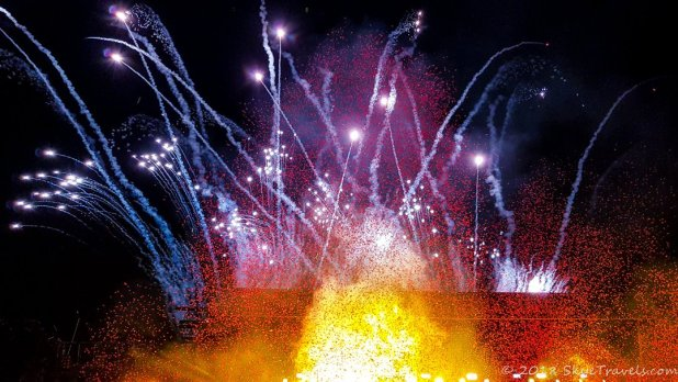 Colours of Ostrava Kygo Fireworks